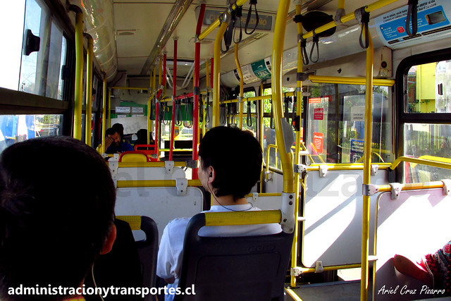 Transantiago 385 | Buses Vule | Caio Mondego H - Mercedes Benz / CJRW29