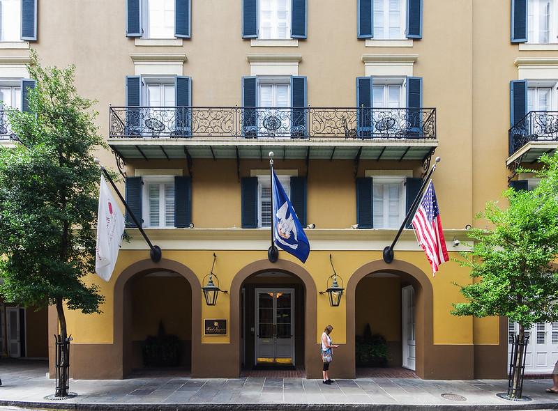 Hotel Mazarin, New Orleans, US