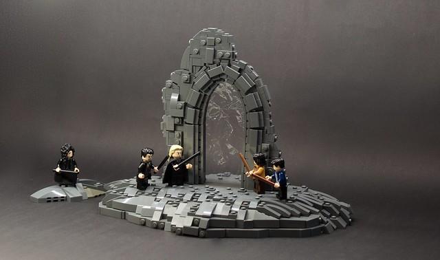 Harry Potter et le Département des Mystères