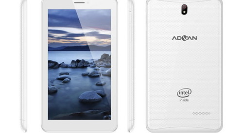 Review de la Tablet Advan Vandroid X7