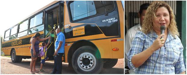 Leitor denuncia: aulas são suspensas em Belterra por falta de transporte escolar