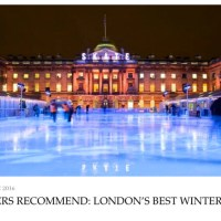 Bloggers Recommend: London's Best Winter Date Ideas (Curious London)