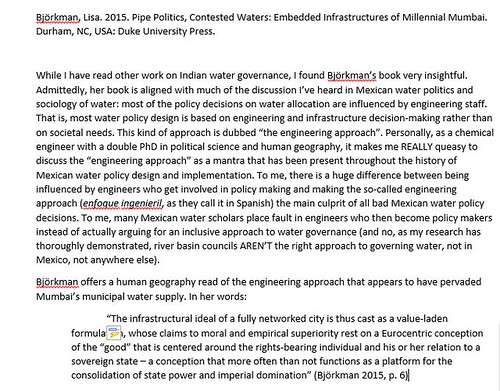 Writing effective memorandums \u2013 Raul Pacheco-Vega, PhD