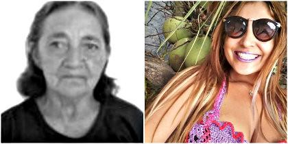 Antonia e Raquel, mais velha e mais nova candidata a vereadoras em Santarém 2016