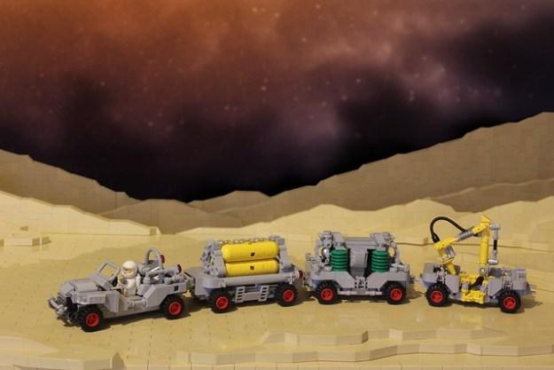 Parades De Rover