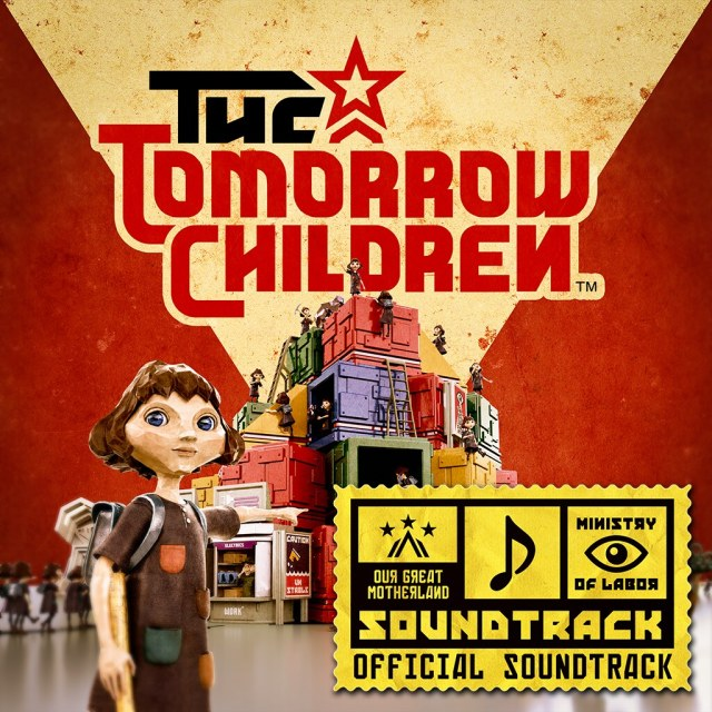 THE TOMORROW CHILDREN OFFICIAL SOUNDTRACK