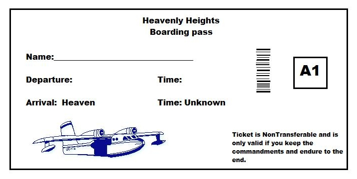 clip art airline ticket template - airplane ticket template