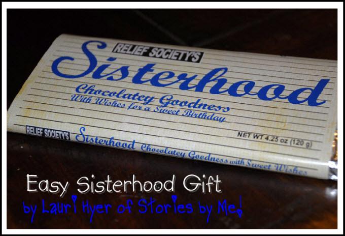 Easy Sisterhood Gift
