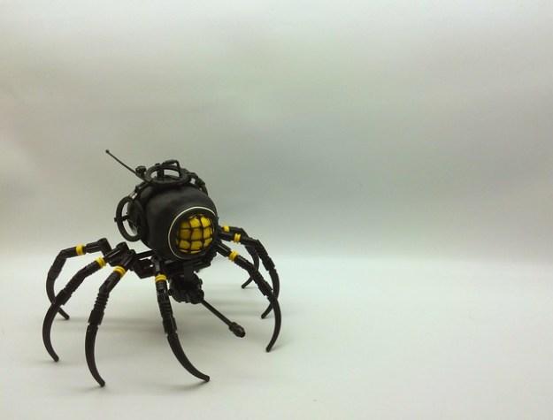 Spider Gunner VIII