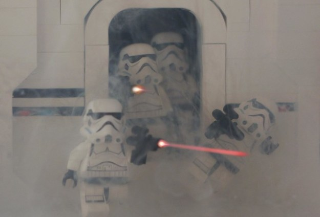 Tantive IV - Stormtroopers Attack!