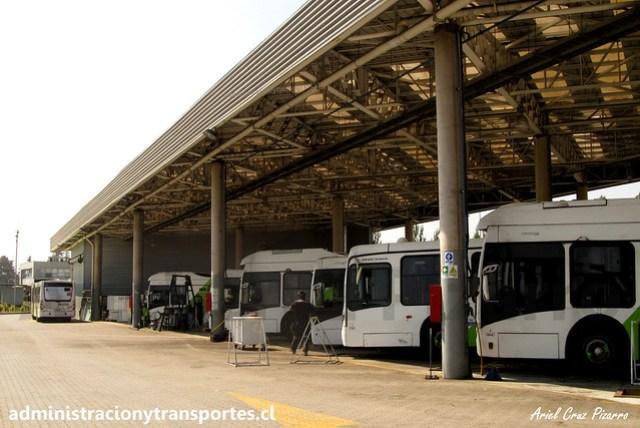 Terminal Santa Rosa (Subus - Transantiago)