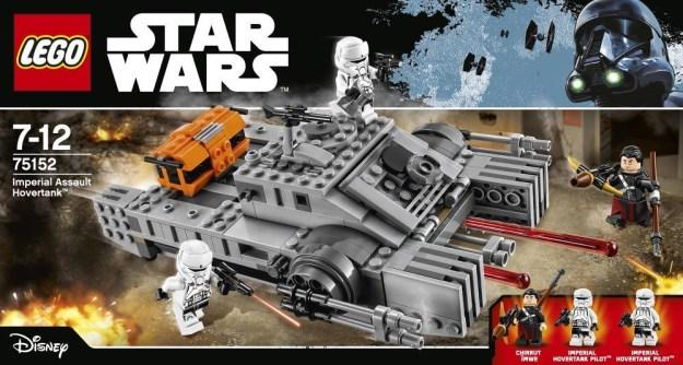 new star wars rogue one lego sets revealed news the. Black Bedroom Furniture Sets. Home Design Ideas