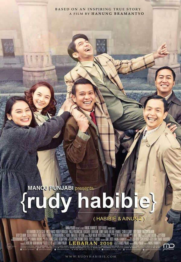 Filem RUDY HABIBIE
