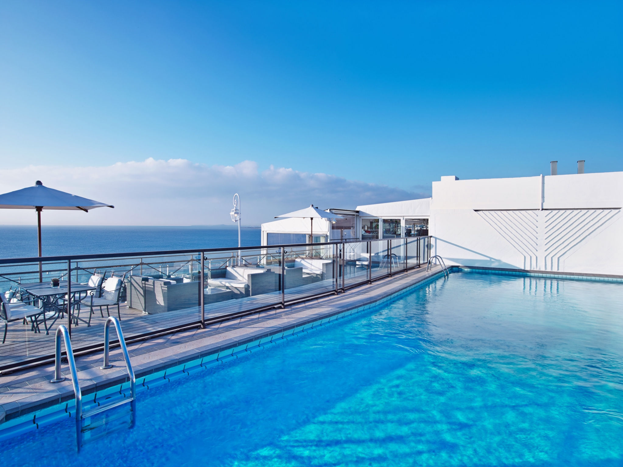 Toit Terrasse Nice Centre Hotel Features And Activities | Le Méridien Nice