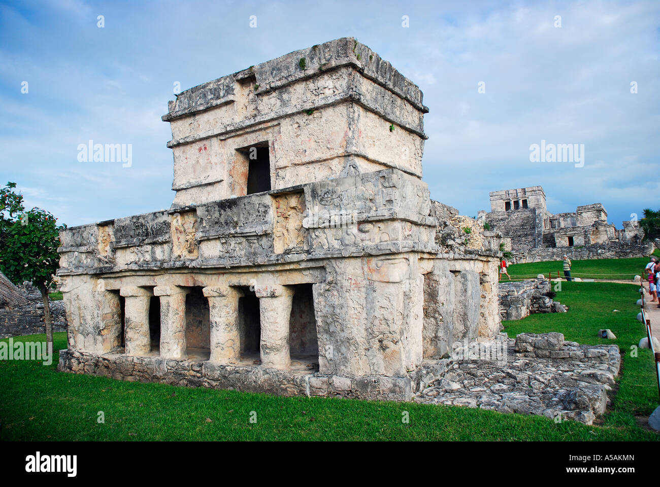Cancun Trip The Ruins Of Ancient Mayan Town Tulum Is A Popular Day Trip From