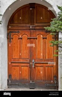 Double Entry Doors Stock Photos & Double Entry Doors Stock ...