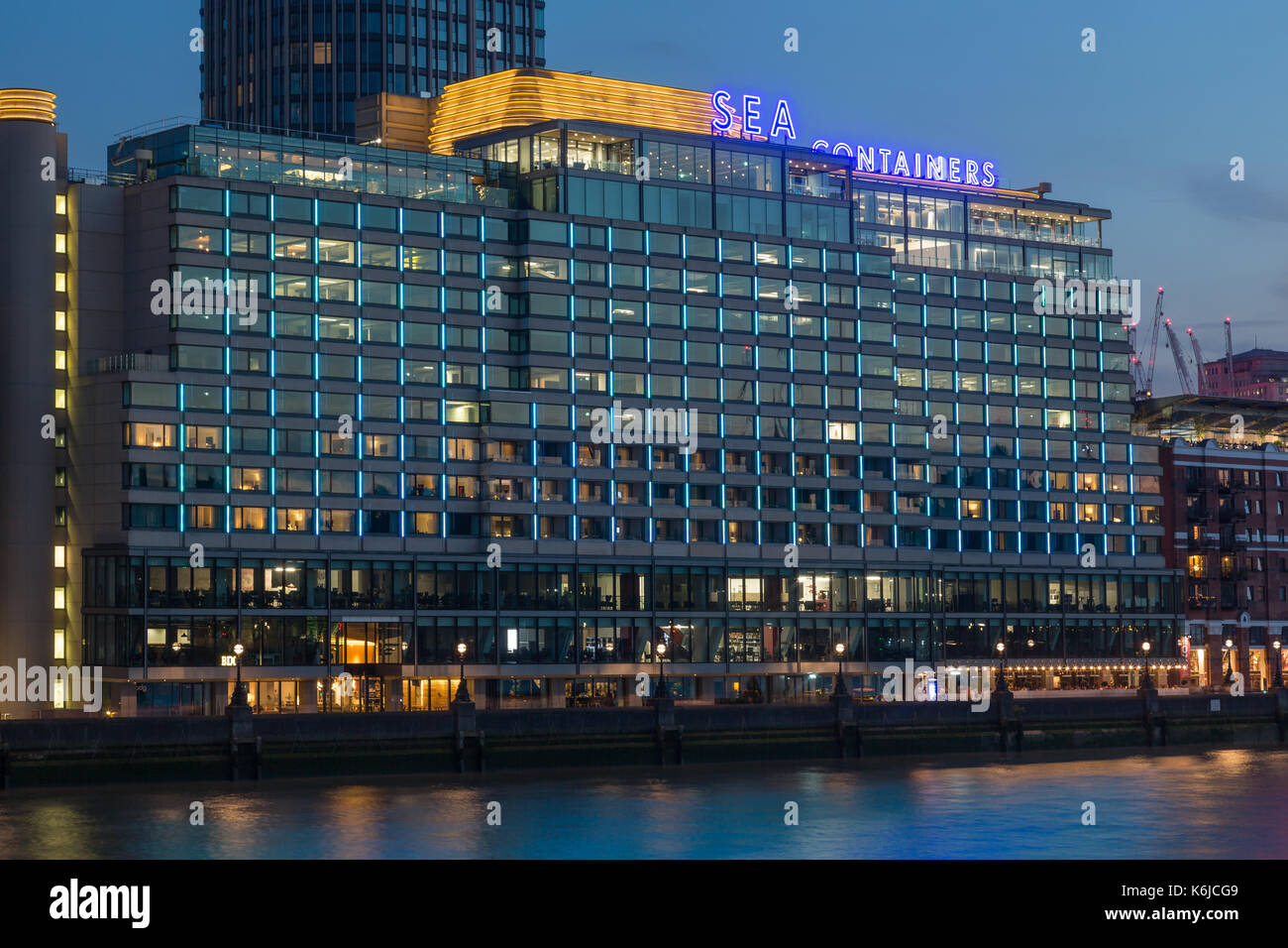 Container Haus London Sea Containers House London Stock Photos And Sea Containers