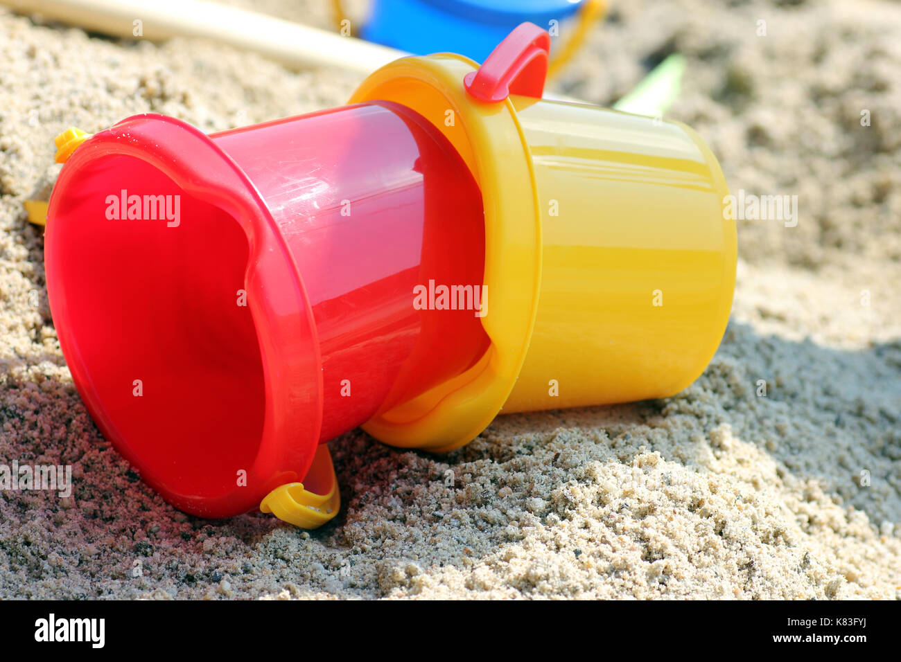 Spielzeug Sandkasten Sandkasten Stock Photos And Sandkasten Stock Images Alamy