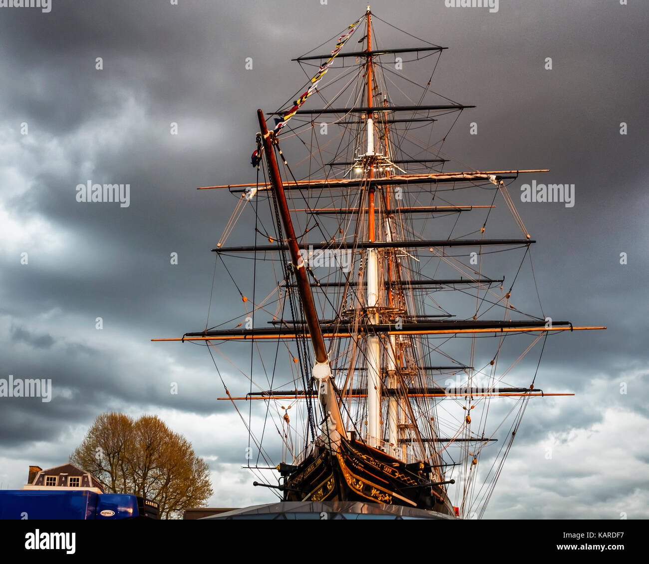 Cutty Sark Tea Clipper Stock Photos And Tea Clipper Stock Images Alamy