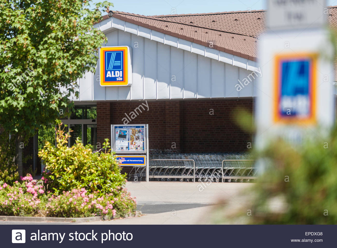 Aldi Herne Sued Stockfotos And Sued Bilder Alamy