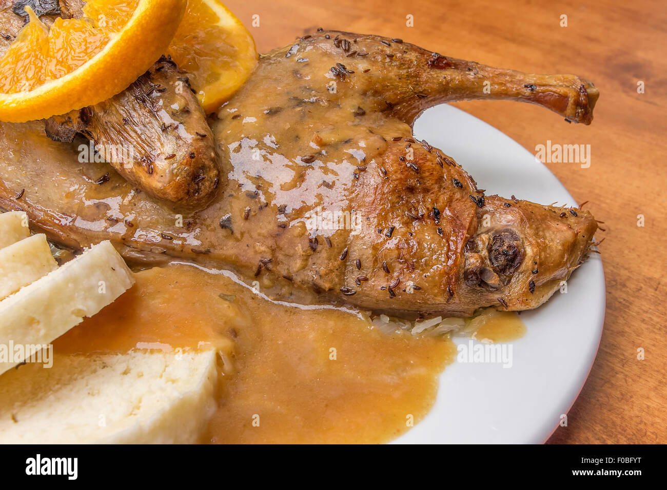 Typische Slowakische Küche Czech Cuisine Stockfotos And Czech Cuisine Bilder Alamy