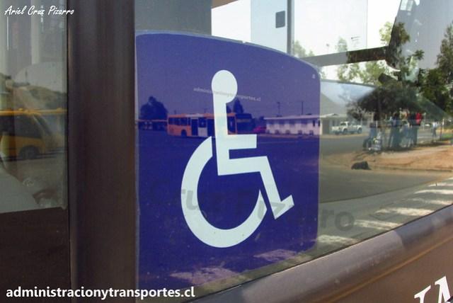 Símbolo Discapacidad