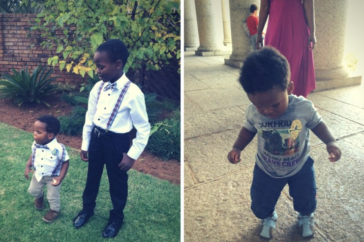 All dressed up - reasonbaly priced boys fashion