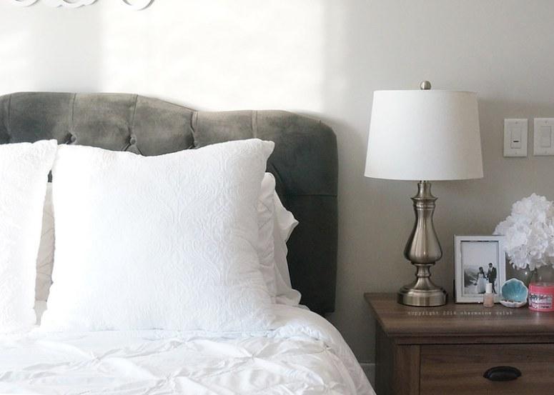 Salt Lamps Menards : Master Bedroom Updates