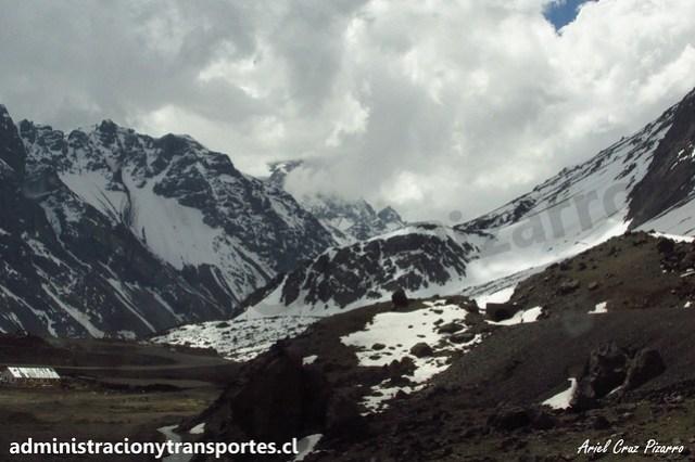 Cordillera de los Andes / Paso Los Libertadores