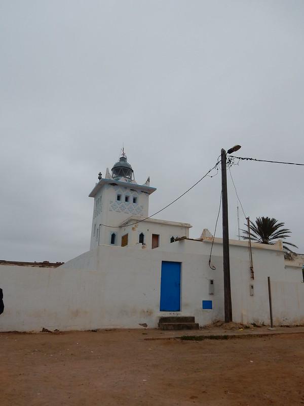 Sidi Ifni et son phare