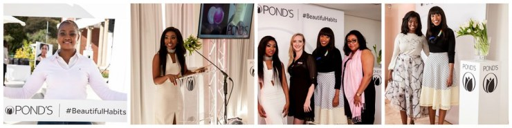 ponds event. Instill Beautiful Skin Habits in your life with PONDS