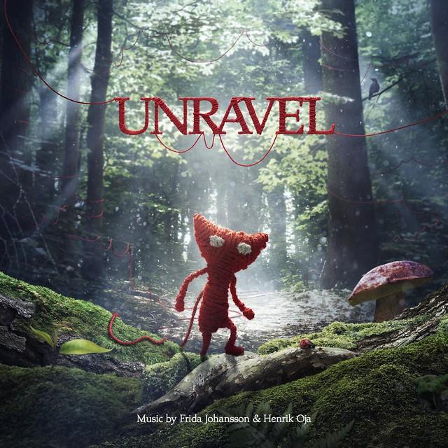 Frida Johansson, Henrik Oja - Unravel Soundtrack