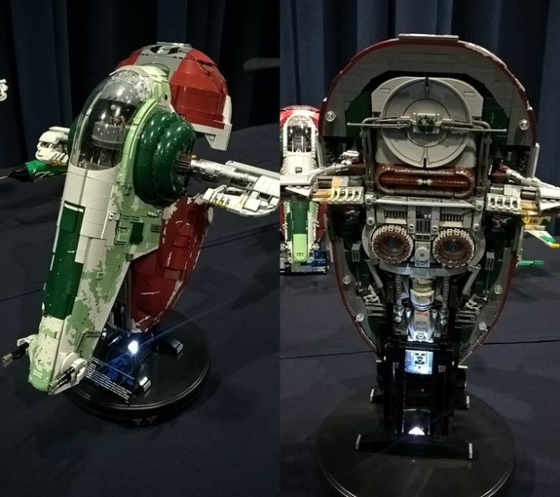 Bricktastic 2016 - Carl Greatrix's Slave-1