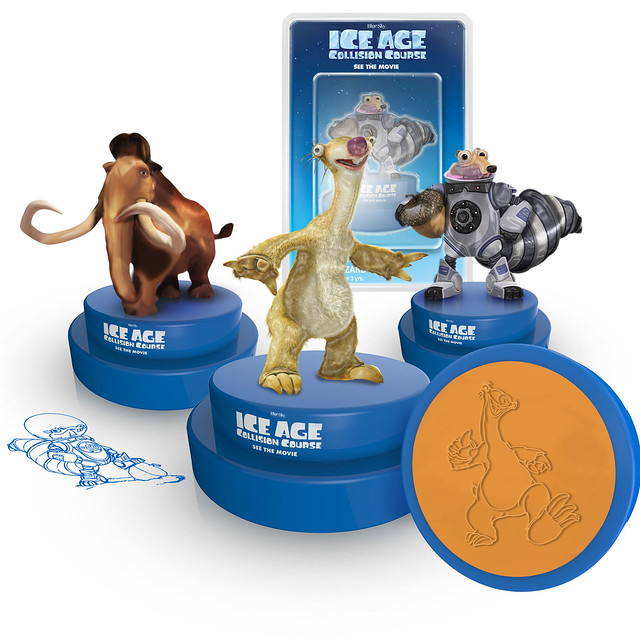 Filem ICE AGE: COLLISION COURSE