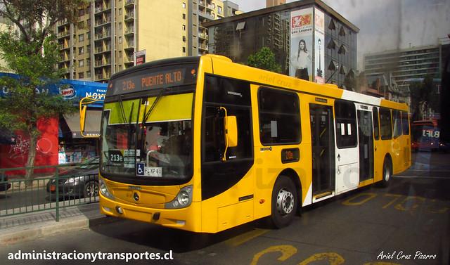 Transantiago 213e | STP Santiago | Caio Mondego H 13.2 - Mercedes Benz / FLXP83