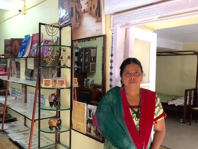 City Faith - Mrs Cohen's Muslim Friend, Jew Town, Cochin
