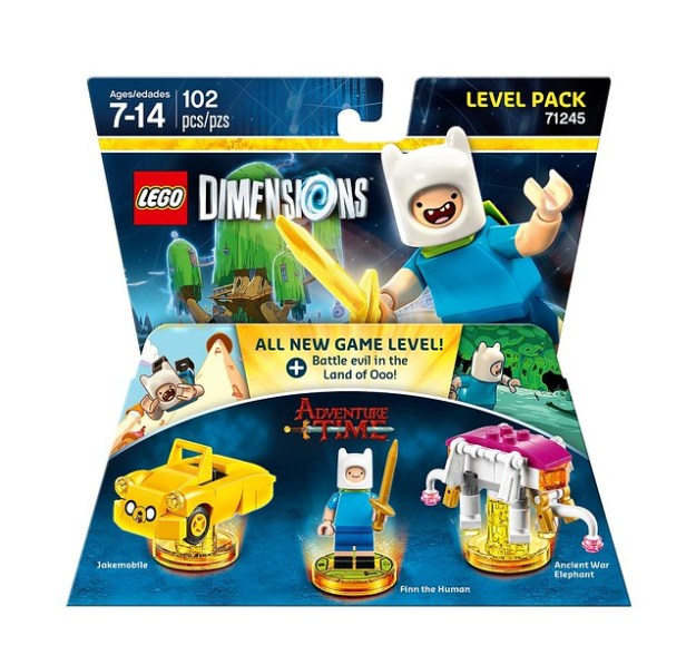 New LEGO Dimensions pa...