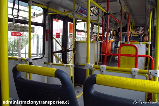 Transantiago E04   Buses Vule   Caio Mondego H - Mercedes Benz / BJFT66