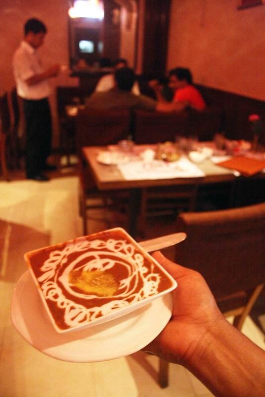City Food – Dal Makhani, Cosy Restaurant