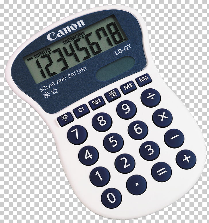 Mortgage calculator Canon Calculator Mortgage loan Calculated