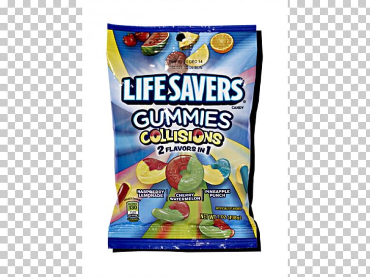 Breakfast cereal Gummi candy Junk food Life Savers, junk food PNG