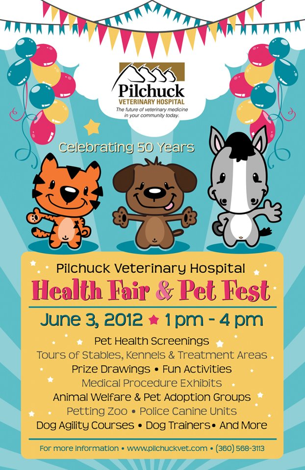 Health Fair Health Fair Poster Pinterest Health fair - pet poster