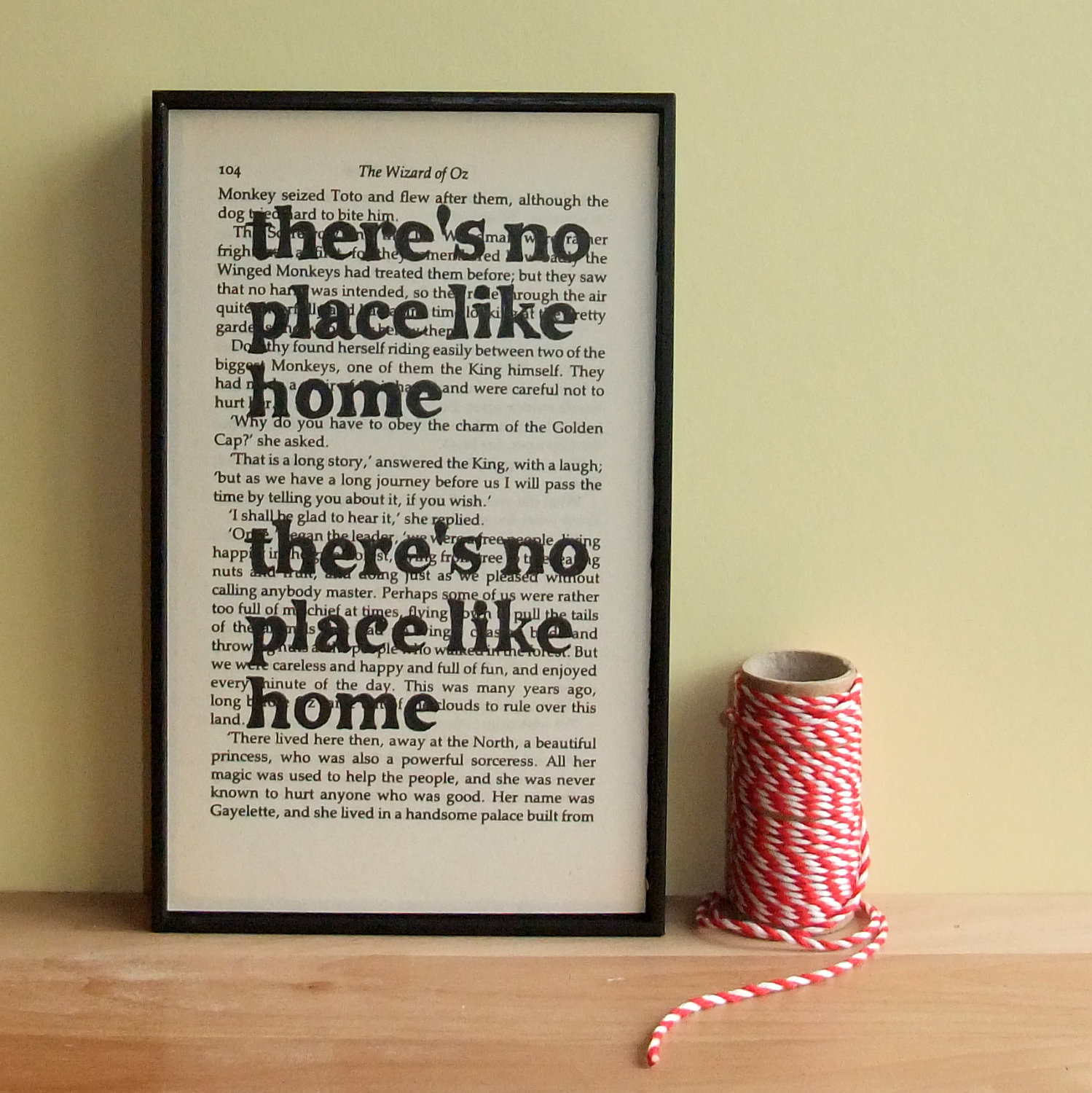 What Is A Nice Housewarming Gift There 39s No Place Like Home Housewarming Gift Wizard Of Oz