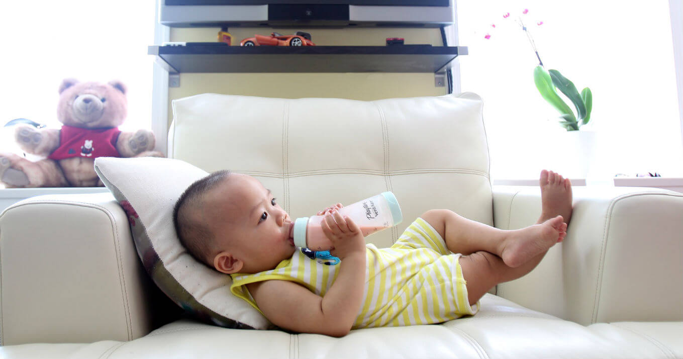 Infant Baby Not Drinking Milk Why Ditch The Infant Cereals Food Renegade
