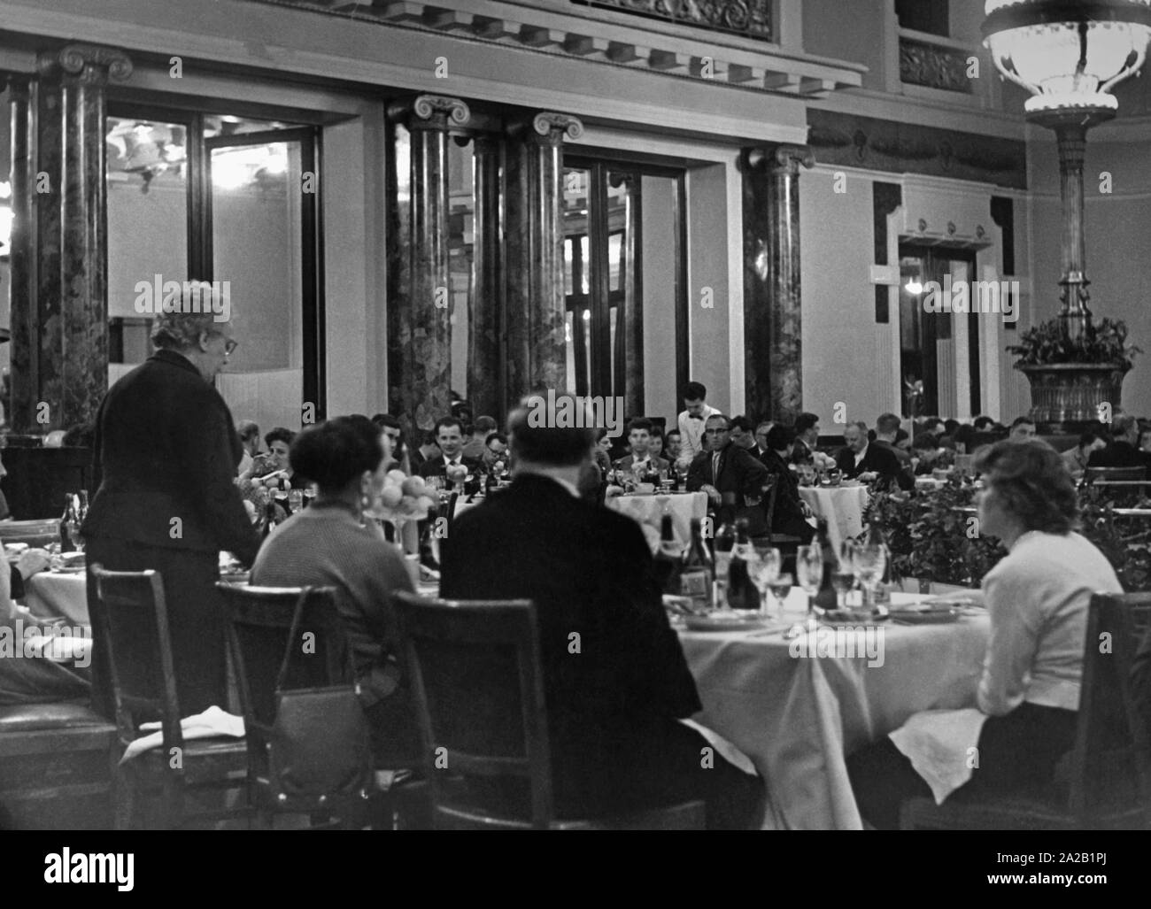 Gdr Restaurant High Resolution Stock Photography And Images Alamy