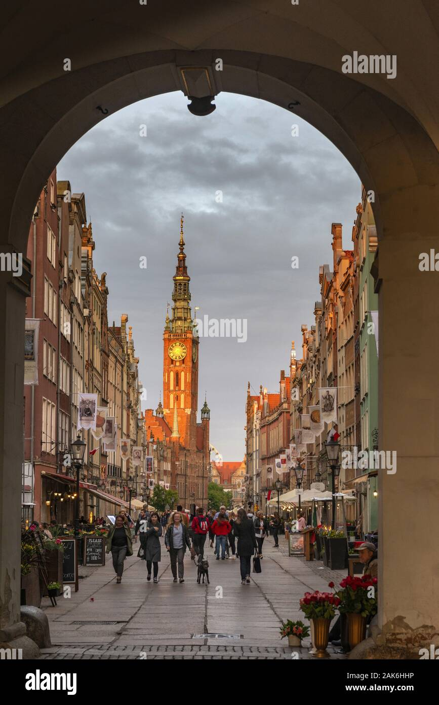 Langgasse High Resolution Stock Photography And Images Alamy