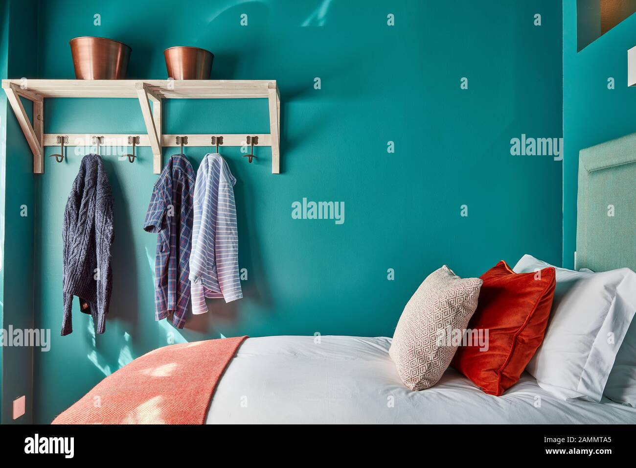 Single Bed High Resolution Stock Photography And Images Alamy