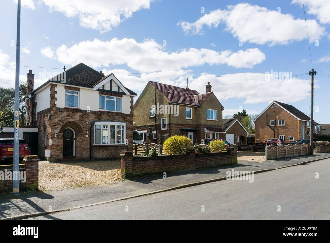 1950s Houses Uk High Resolution Stock Photography And Images Alamy