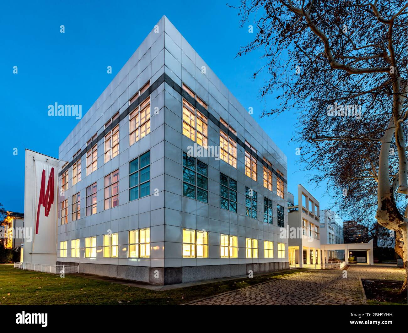 Mak Frankfurt Museum Of Applied Art High Resolution Stock Photography And Images - Alamy