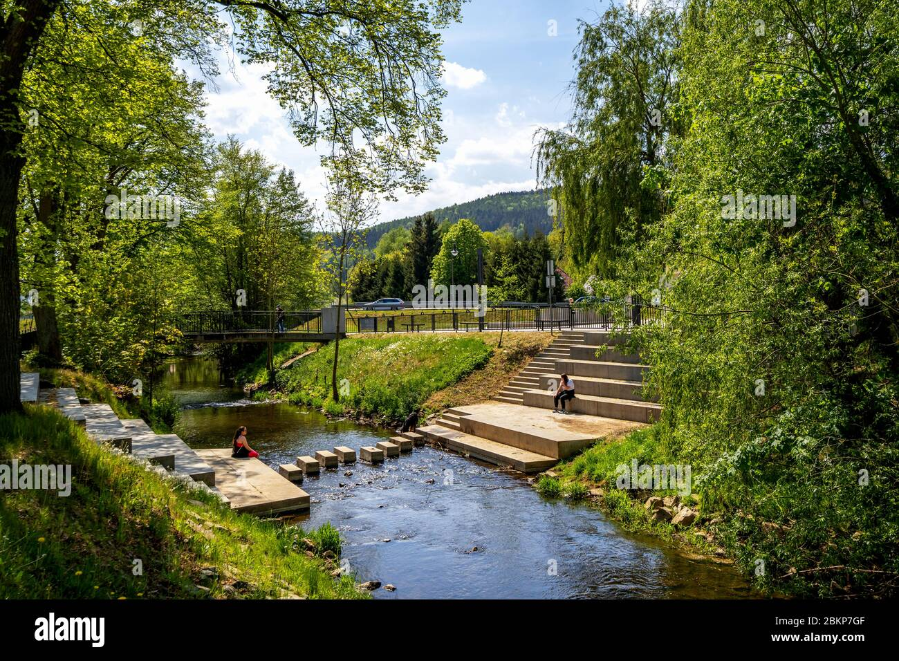 Salm Karlsruhe Page 2 - Bad Soden High Resolution Stock Photography And Images - Alamy